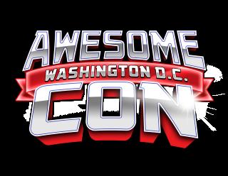 awesome con washington DC logo